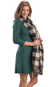 BY27692-9 Green Cable Knit Fitted Sweater Dress
